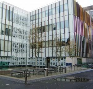 Phase One of Oxford University's New Biochemistry School [