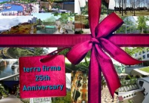 terra firma 25 year anniversary booklet