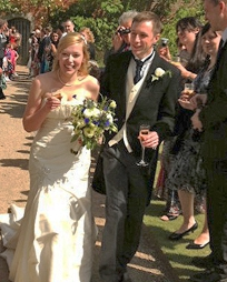 tom and cats wedding