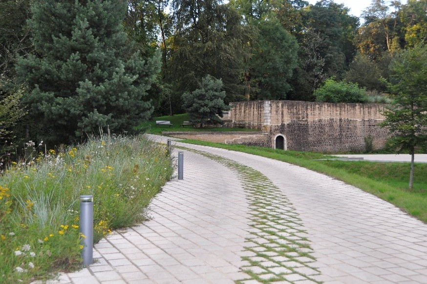Postcard from luxembourg by lucie terra firma landscape for Terra firma landscape architecture