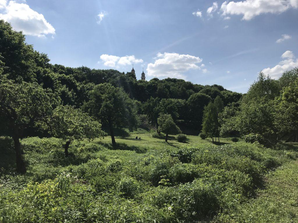 Missionary Gardens, Vilnius