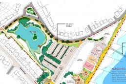 East Beach Seafront, Selsey, Landscape Architecture, Masterplanning