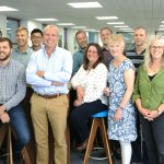 the 2019 terra firma consultancy team in ideal house