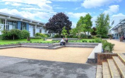 Barton Peveril Sixth Form College, Landscape Architecture, Health & Education, Eastleigh