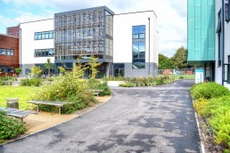 Barton Peveril Sixth Form College, Landscape Architecture, Health & Education, Eastleigh