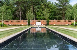 Muslim Burial Ground, Landscape Architecture, Heritage & Gardens, Woking