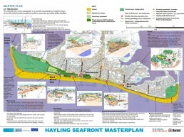 Hayling Island Seafront, Landscape Architecture, Masterplanning