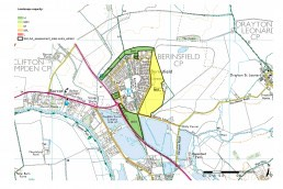 South Oxfordshire District Council, Landscape Capacity Study, Landscape Consultants