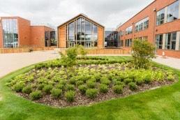 Bohunt School, Landscape Architecture, Health & Education