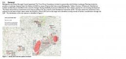 Basingstoke Housing Capacity, Landscape Capacity Studies, Landscape Architecture