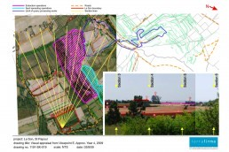 Mining Impacts, Environmental Impact Assessment, Landscape Architecture, St. Papoul, France